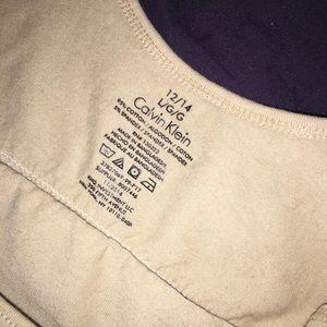 9ddd286934b Calvin Klein Intimates   Sleepwear - Nude beige Calvin Klein Junior Bra